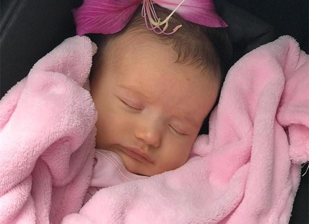 Liz, filha de Juliana Didone (Foto: Reprodução/Instagram)