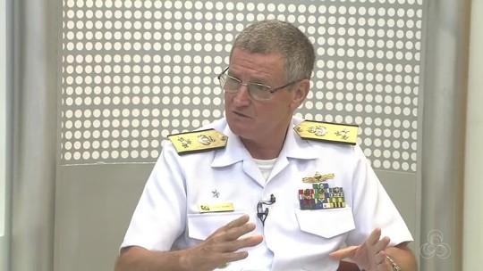 Fronteira do AP com Guiana Francesa deve ter Forças Armadas até julho, prevê Marinha