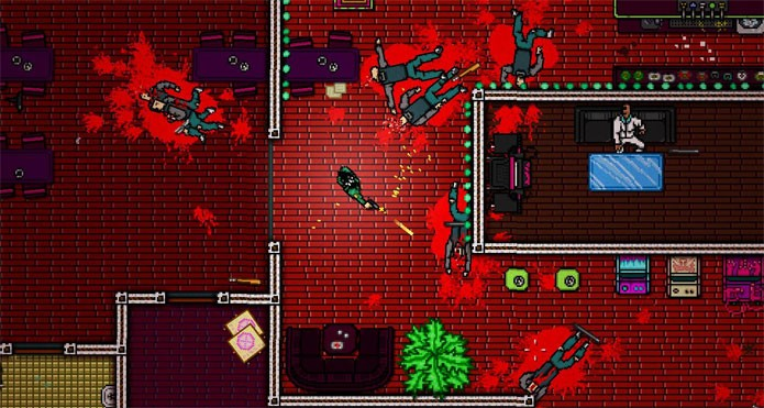 Hotline Miami 2: Wrong Number em promo??o no Steam (Foto: Divulga??o)