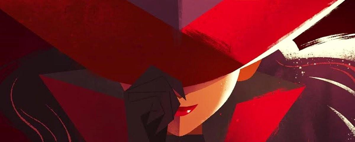 Estreia a nova versão do desenho Carmen Sandiego (Foto: Divulgação)