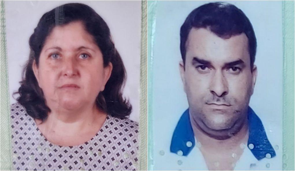 Idoso morre em acidente com a esposa um dia após completar 61 anos - Notícias - Plantão Diário