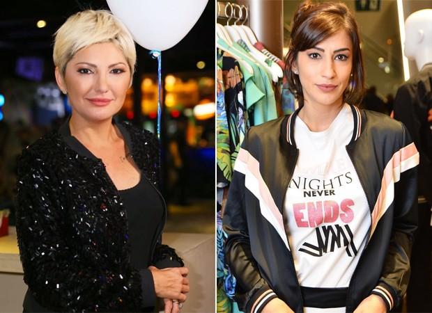 Antonia Fontenelle e Poliana Rozado (Foto: Reprodução/Instagram)
