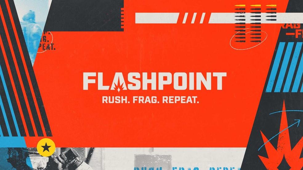 A liga de FLASHPOINT (CS:GO) é uma das várias opções de torneios online para assistir durante a quarentena — Foto: Divulgação/Flashpoint