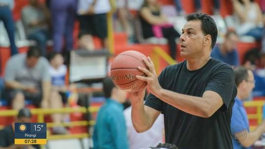 Ex-jogador do Franca Basquete, Paulão morre aos 55 anos em SP