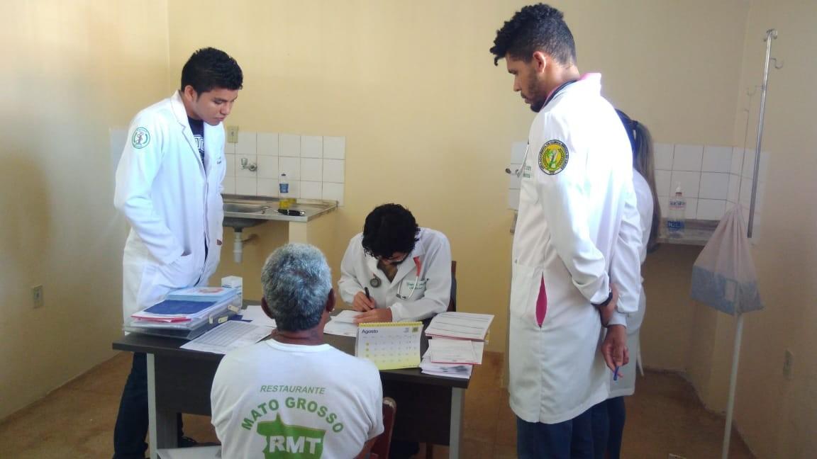 Estudantes de medicina vão atender populações de áreas rural e indígena no interior do AP  - Noticias