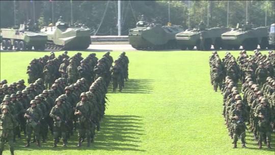 Equipe econômica discute a reforma da Previdência dos militares