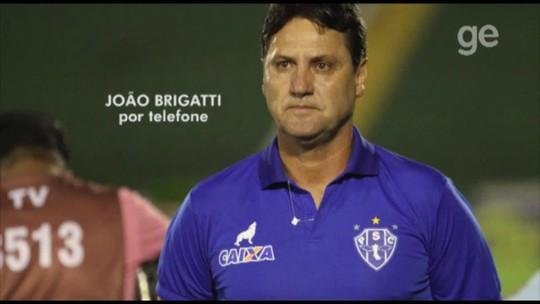 "Brigatti rebate críticas feitas por Gluck Paul e dispara: ""pseudopresidente"""
