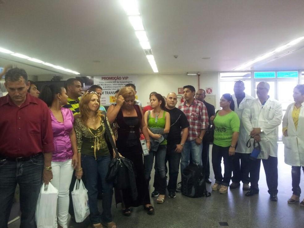Três cidades do Acre vão ficar sem médicos na atenção básica com saída de cubanos do 'Mais Médicos' — Foto: Marcilene Alexandrina/ Secretaria de Saúde