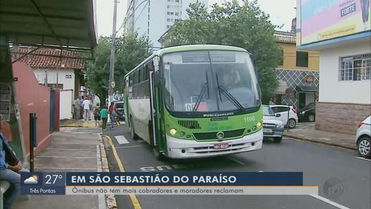 Projeto de lei determina volta de cobradores em ônibus de São Sebastião do Paraíso, MG