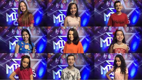 Assista às apresentações dos 9 candidatos que concorrem à última vaga na final