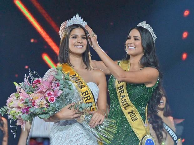 Júlia Horta, Miss Brasil 2019 (Foto: Francisco Cepeda/AgNews)