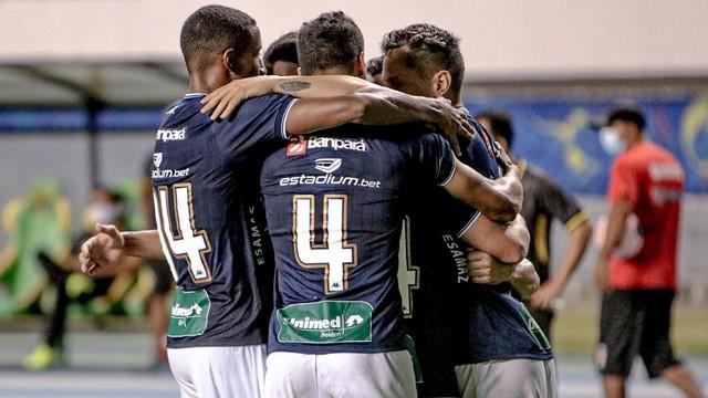 Eduardo Ramos chegou a 35 gols pelo Remo, 6 na atual temporada
