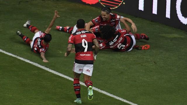 Flamengo x Defensa Y Justicia Libertadores