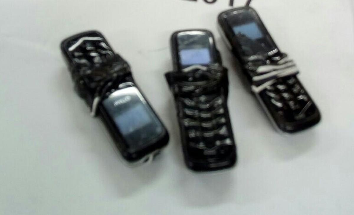 Agentes apreendem 9 celulares com 4 visitantes do CDP de Mogi das Cruzes, diz SAP