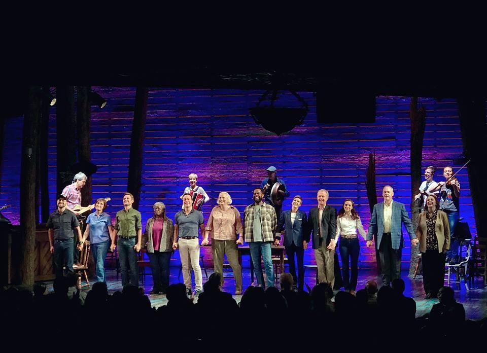 Musical foi indicado a diversos Tonys e ao Grammy (Foto: Reprodução/Facebook)