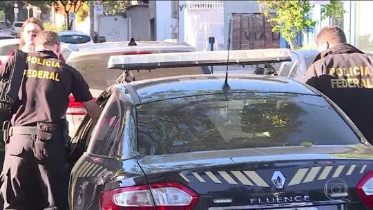 Polícia Federal faz busca e apreensão em imóveis do ex-governador Fernando Pimentel