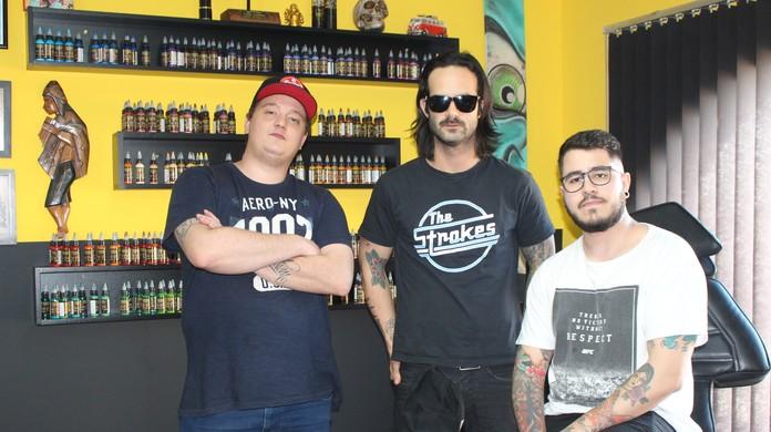 Tatuadores De Campo Grande Ganham Fama Nacional E Dizem Que