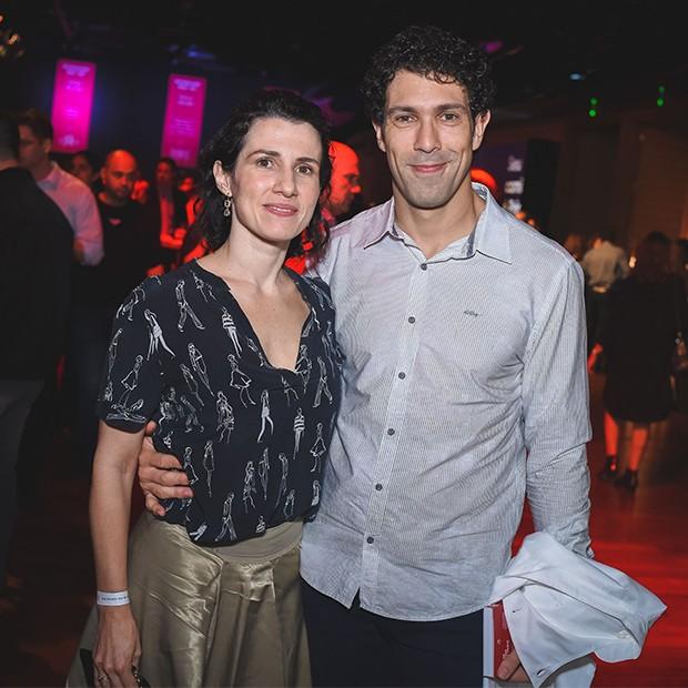 Adriana Salay e Rodrigo Oliveira (Foto: Alexandre Virgílio/ Divulgação)