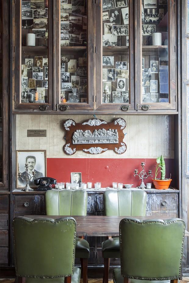 Conheça Sertó, bar e restaurante do chef Marcelo Magaldi (Foto: Raphael Briest)