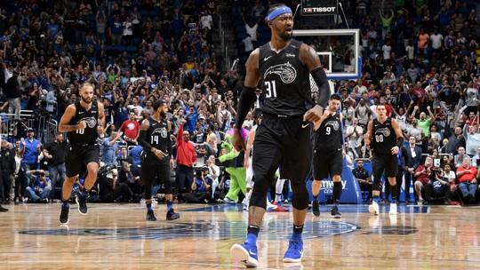 Na estreia de Jimmy Butler, 76ers cedem virada no último período e caem para o Magic, em Orlando