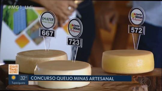 Produtores de Monte Carmelo vencem concurso de melhor queijo artesanal do Triângulo
