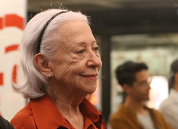 Fernanda Montenegro (Foto: Daniel Delmiro/AgNews)