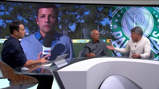 Dudu deixa de ser o capitão do Palmeiras e Tchê Tchê está perto de ser vendido