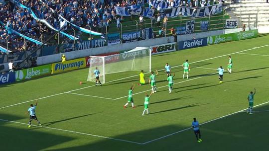 Grêmio inicia tratativas para contratação definitiva de Thaciano