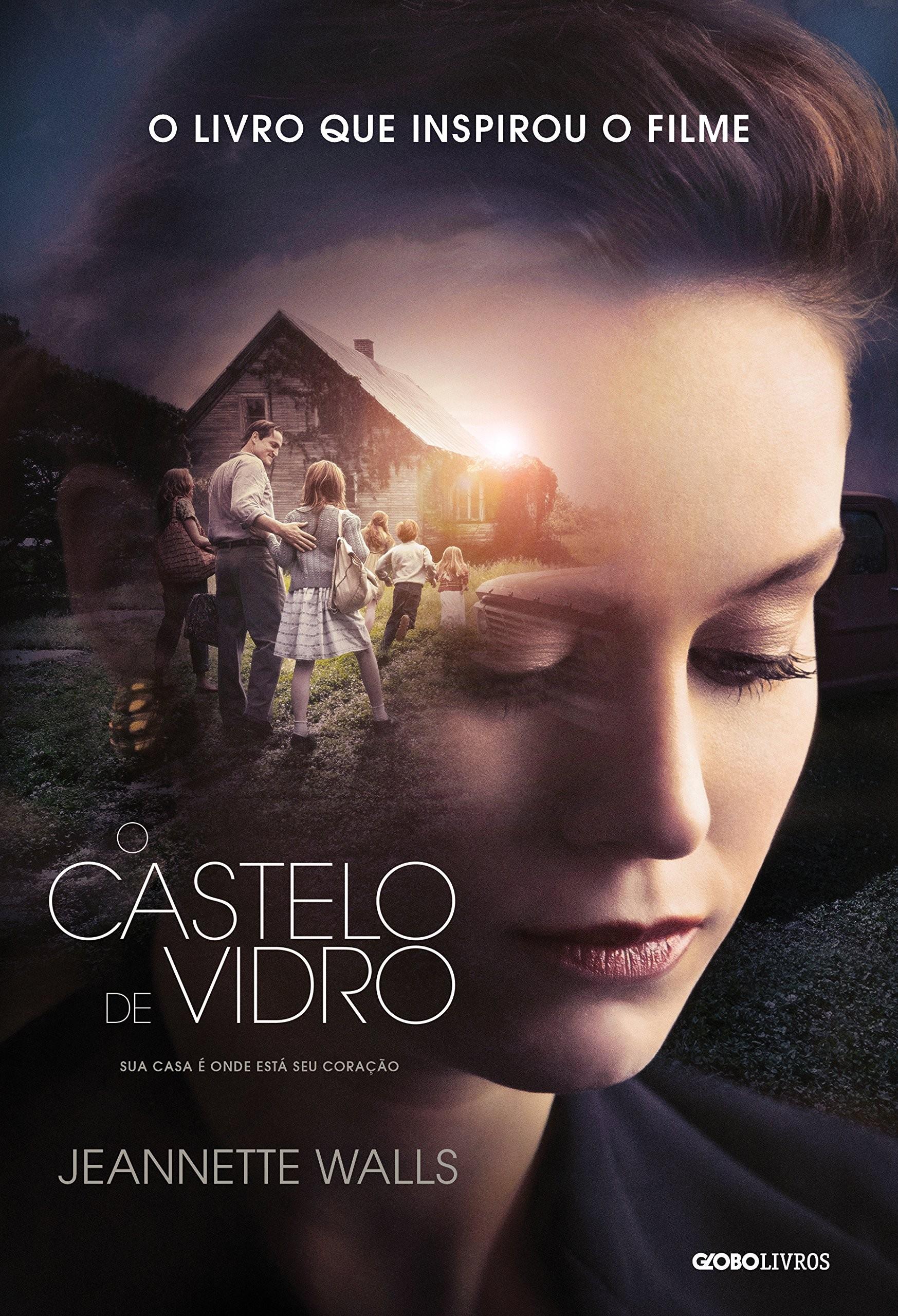 O Castelo de Vidro: autobiografia emocionante foi adaptada para os cinemas (Foto: Divulgação)