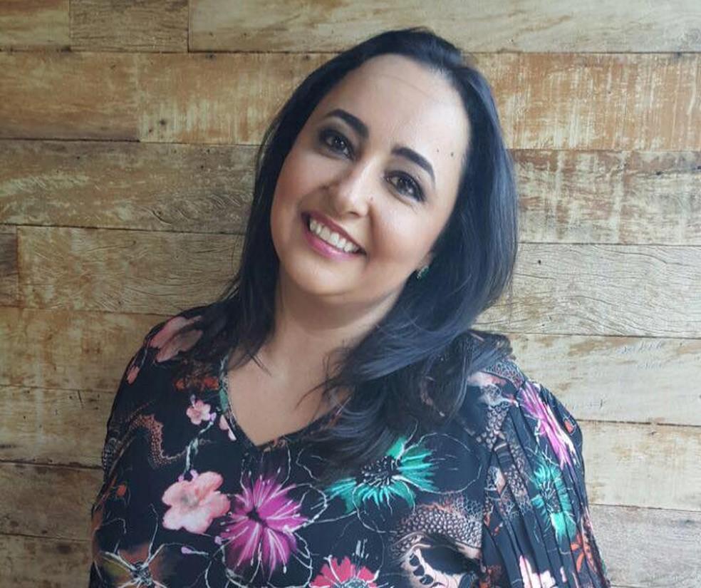 Nova Secretária de Educação do DF, Carolina Louzada Petrarca — Foto: Facebook/Reprodução