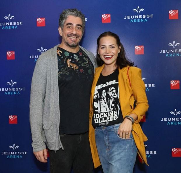 Michel Melamed e Letícia Colin (Foto: Brazil News / Marcos Ferreira)