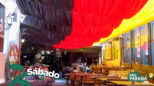 O 'Meu Paraná' deste sábado (30), apresenta a relação entre o Paraná e a Alemanha