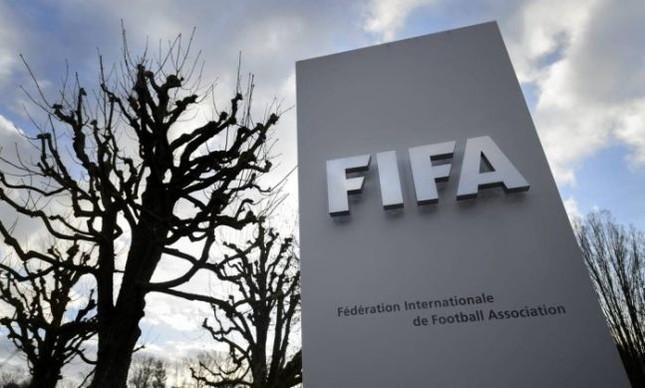 A sede da Fifa, em Zurique. Dirigentes da entidade tiveram contas bloqueadas pela Justiça da Suíça