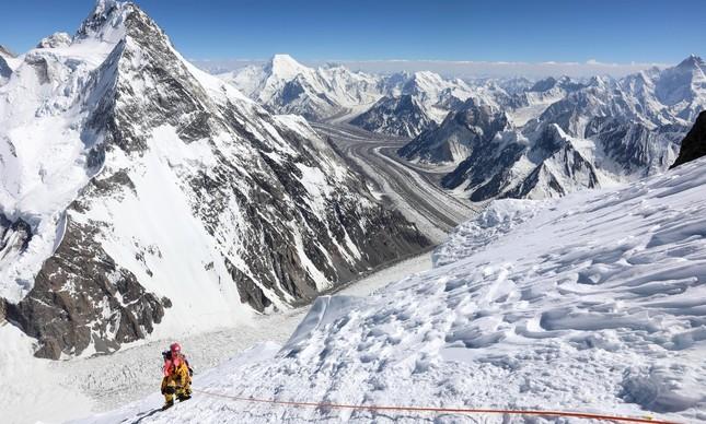 O K2 é considerada a montanha mais perigosa do mundo