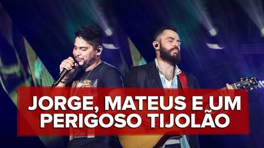 Jorge & Mateus insistem com sertanejo 'insano' em 'Tijolão', mais uma sobre amor obsessivo