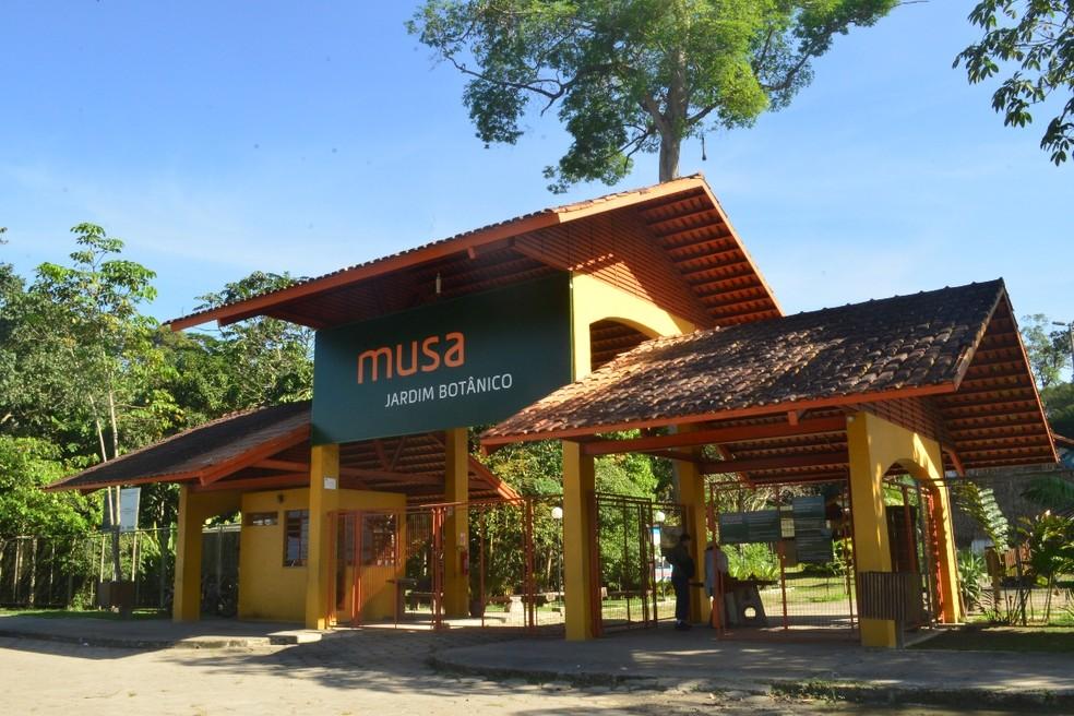 Museu da Amazônia — Foto: Vanessa Gama/Divulgação
