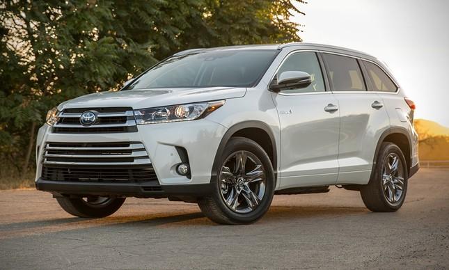 Toyota Higlander Hybrid