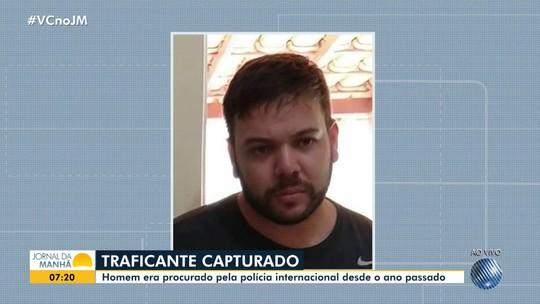 Policia prende traficante procurado pela Interpol no extremo sul do estado