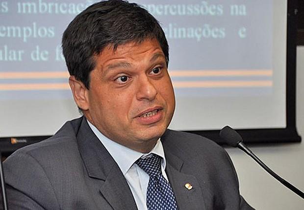 O procurador Marcelo Miller integrou a força-tarefa da Lava Jato (Foto: Alex Lanza/MPMG)