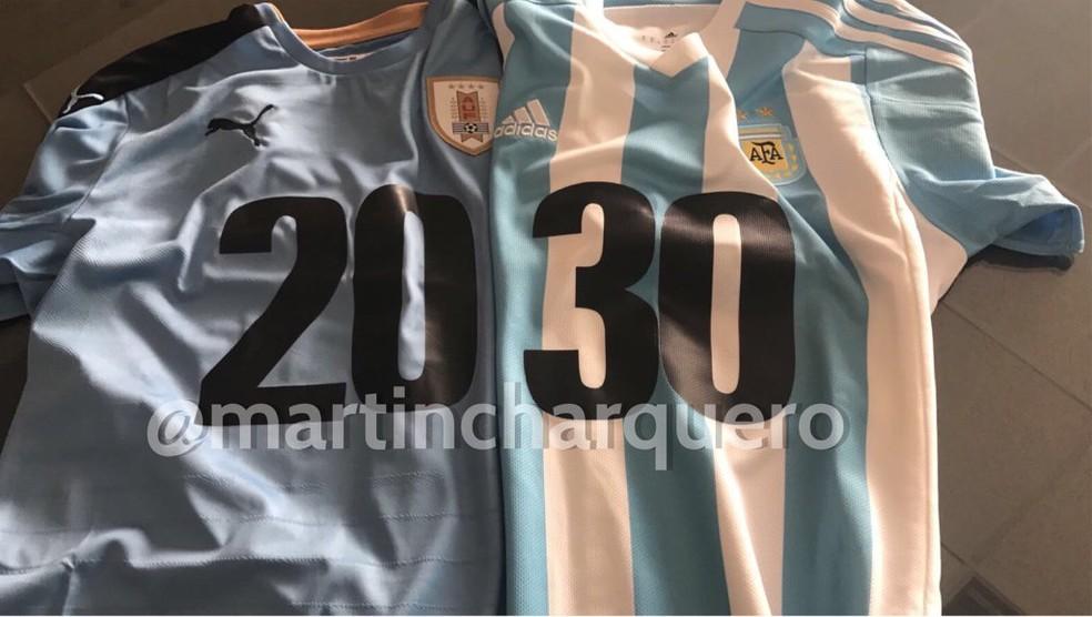 Paraguai se une a Argentina e Uruguai em candidatura à Copa