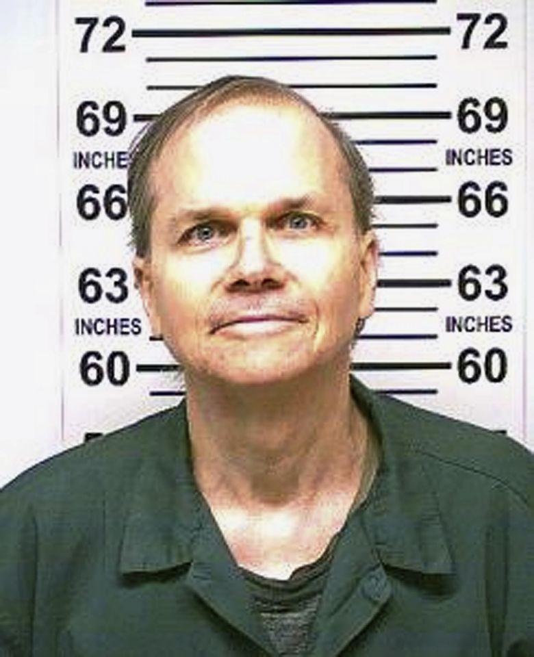 O assassino de John Lennon (1940-1980), Mark David Chapman, hoje aos 63 anos (Foto: Reprodução/New York State Department of Corrections)