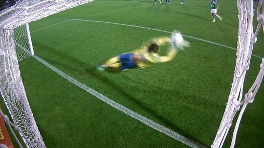 Chapecoense teve só uma vitória no turno contra os adversários da reta final; relembre