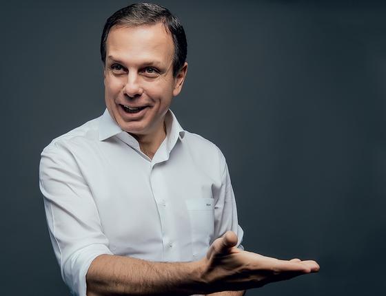 João Doria Junior,prefeito de São Paulo (Foto:  Filipe Redondo/ÉPOCA)