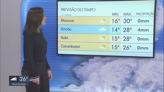 Veja como fica o tempo nesta quarta-feira na região