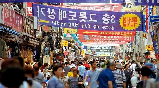 Coreia do Sul: país tem oportunidades de negócios para os brasileiros (Foto: Divulgação )