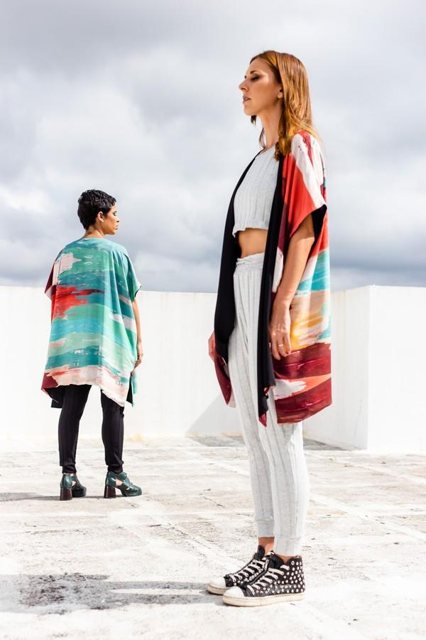 Biombo + Mary Dutra (Foto: Yulli Nakamura)
