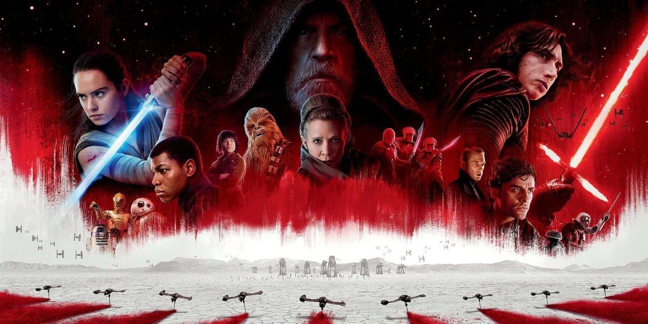 Filmes 'Star Wars - Os Últimos Jedi' e 'Os Parças' estreiam no cinema em Cacoal, RO