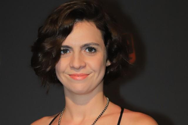 Renata Gaspar (Foto: Paulo Belote/TV Globo)