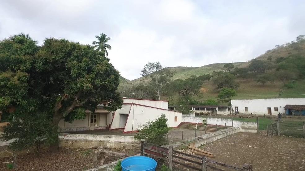 Fazenda fica no sudoeste da Bahia — Foto: Divulgação/MTP