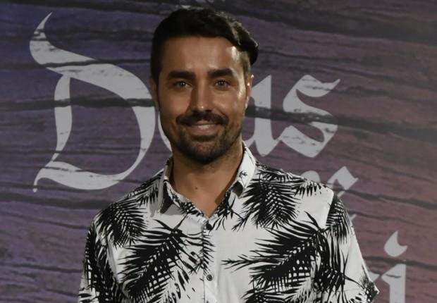 Ricardo Pereira (Foto: Cesar Alves/TV Globo)